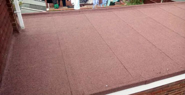 Flat Roofing in the West Midlands from All Weather Roofing